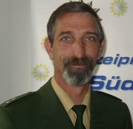 Polizeioberkommissar Rolf Roth