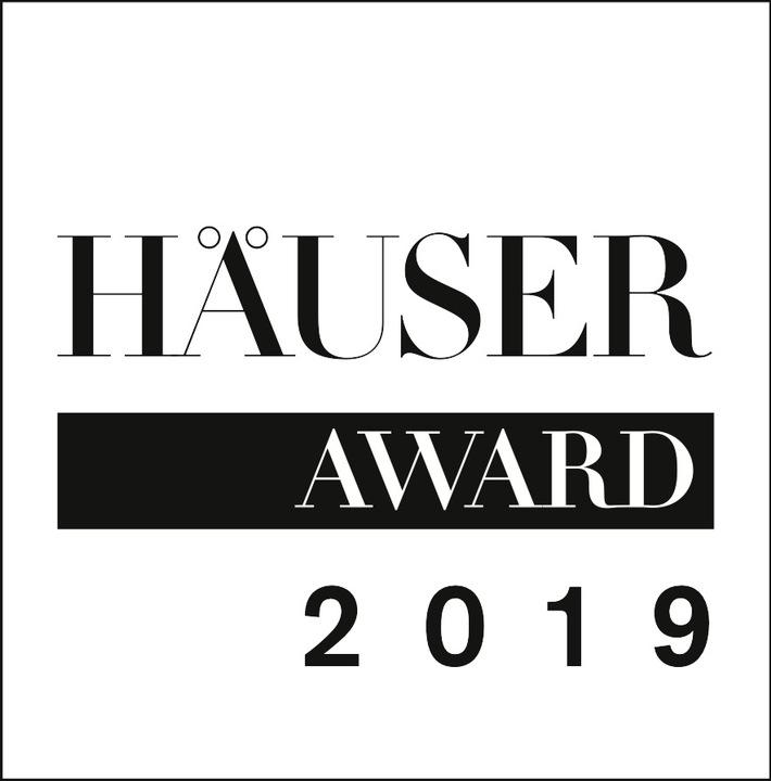 h user award 2019 deutschlands premium architektur magazin h user sucht die besten. Black Bedroom Furniture Sets. Home Design Ideas