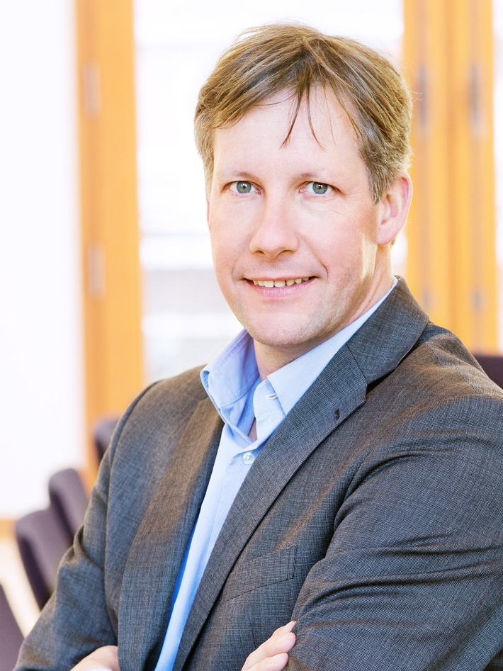 Alexandre Grellier_CEO und Mitgründer Drooms