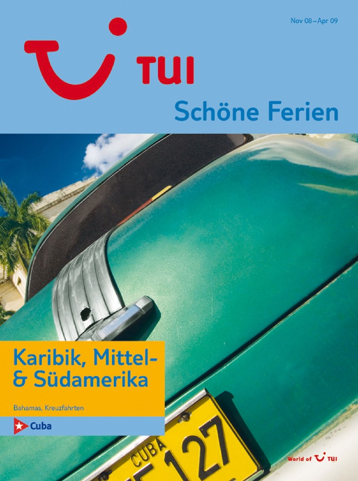 TUI: Die neuen Winter-Kataloge sind da
