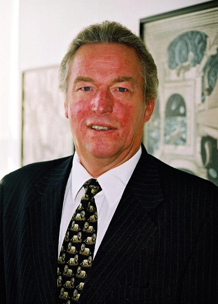 Frank Dietrich Bargsten (54), der zum 1. Mai 2002 den Vorsitz der Geschäftsführung der Speichermediengruppe innerhalb der Bertelsmann Arvato AG übernimmt.
