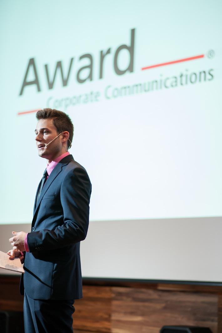 Award-CC: Jetzt anmelden zur Preisverleihung (BILD)