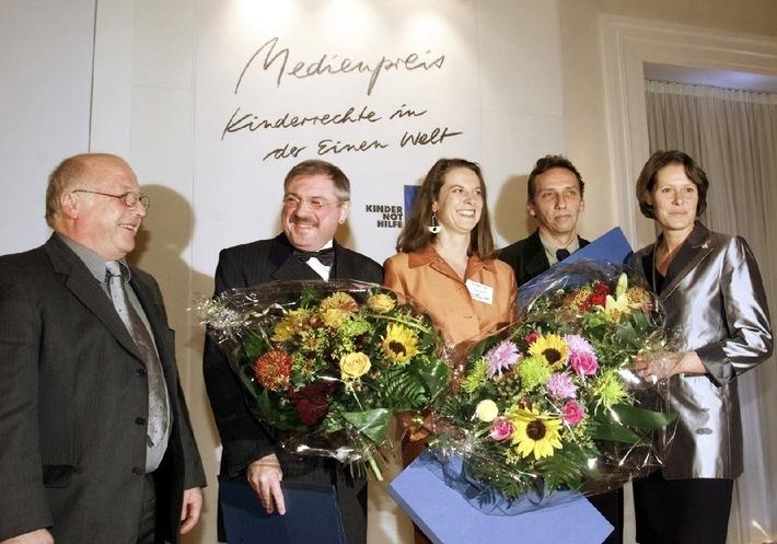 Medienpreis der Kindernothilfe-Stiftung