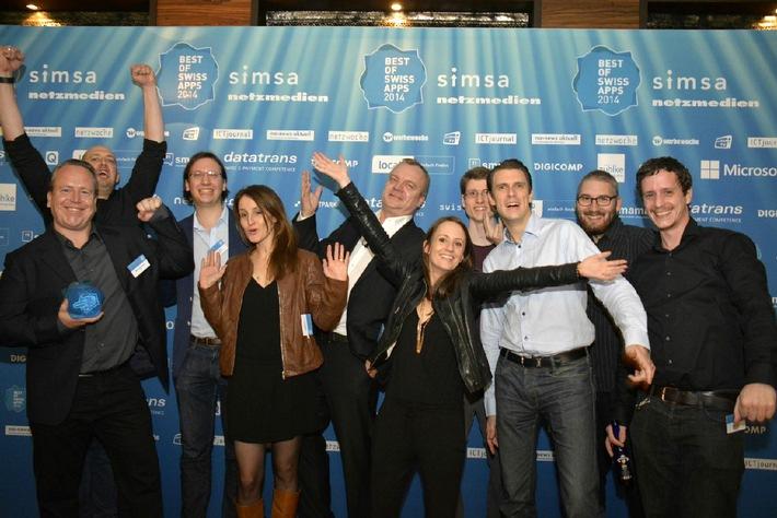 Watson, Curiator, Companys / Schweizer Software Boutique DU DA GROUP gewinnt 1xGold und 2xSilber (BILD)