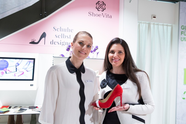 Langfristige Kooperation Von Vogele Shoes Und Shoevita In Der