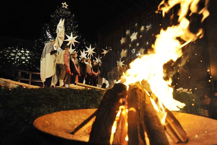 Kerzenschein in Rattenberg - BILD