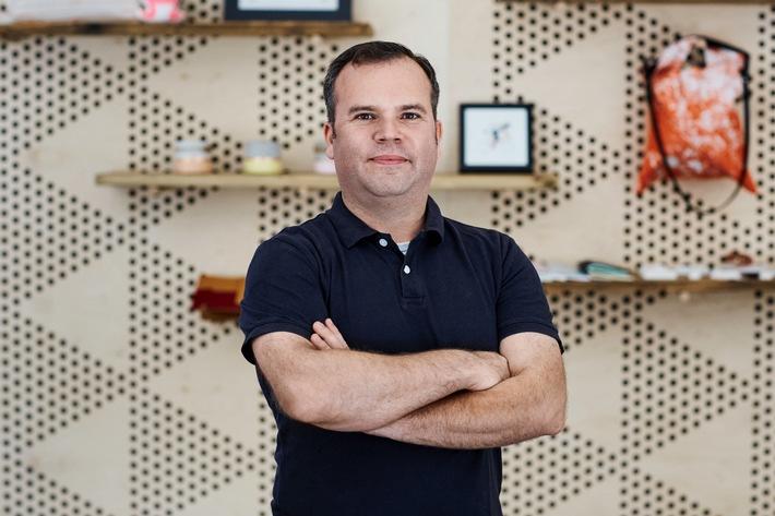 Arne Erichsen ist neuer Deutschland-Chef bei Etsy.com
