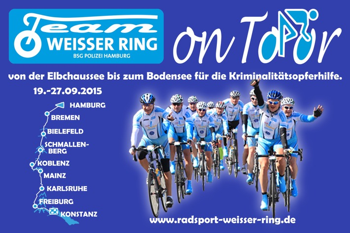 Radsportteam WEISSER RING