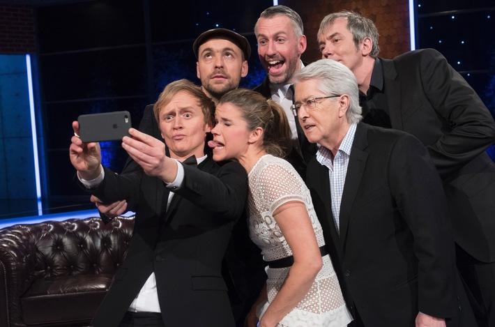 """Die Pierre M. Krause Show"" - 500. Folge Latenight"
