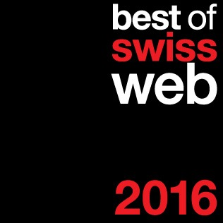 Best of Swiss Web 2016: Call for entries
