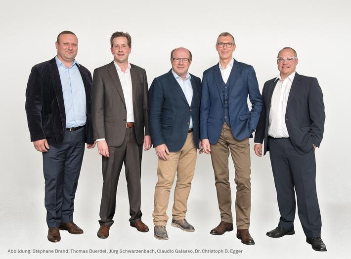 Neuer Verwaltungsrat bei Erne Consulting AG