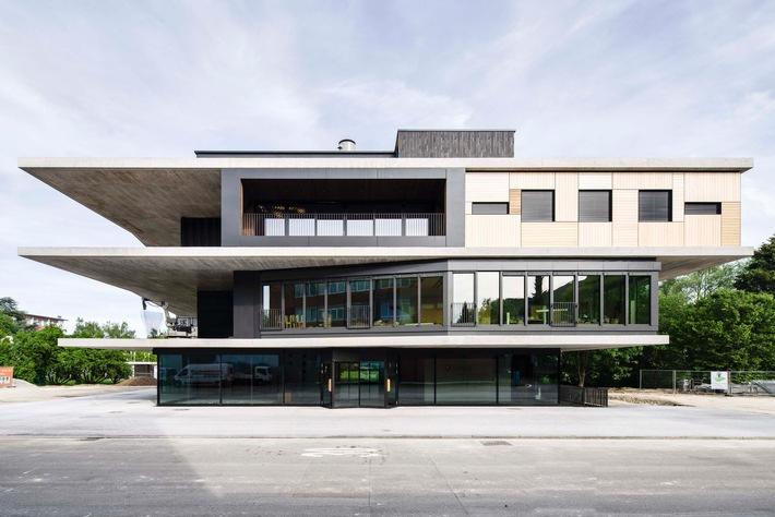 Schweizer premiere open house z rich architektur f r for Architektur 4 1