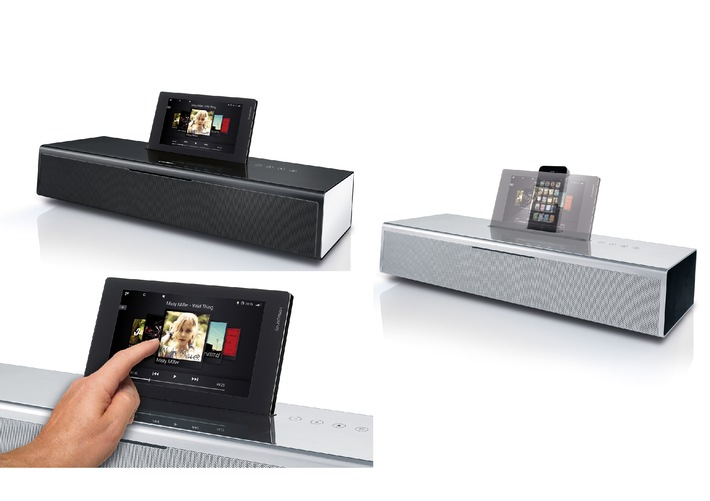 Du jamais vu pour vos oreilles: Loewe SoundVision