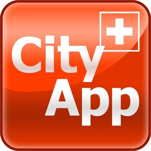Region Zug App aus der CityApp Collection / Bahnbrechender Kommunikationskanal auch ohne Internetverbindung (Bild)