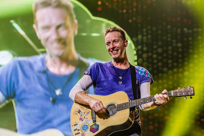 """MDR KULTUR im Konzert"": Coldplay - live in Amsterdam"