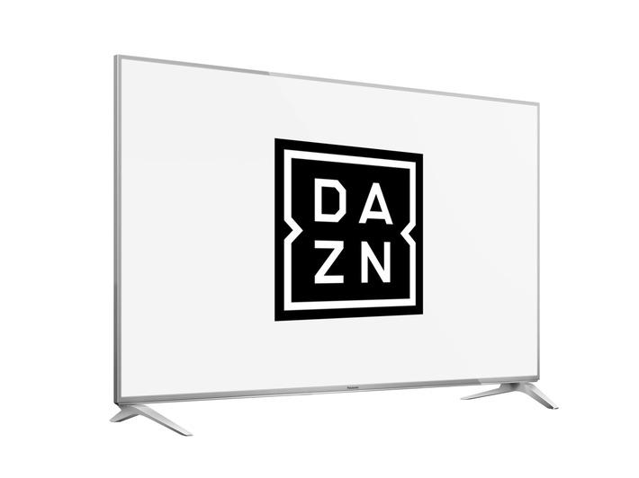 Panasonic TVs ab sofort mit DAZN-App / Der neue Sport Streaming-Dienst ist ab sofort auf allen aktuellen Panasonic Smart TV Modellen mit eigener App vertreten