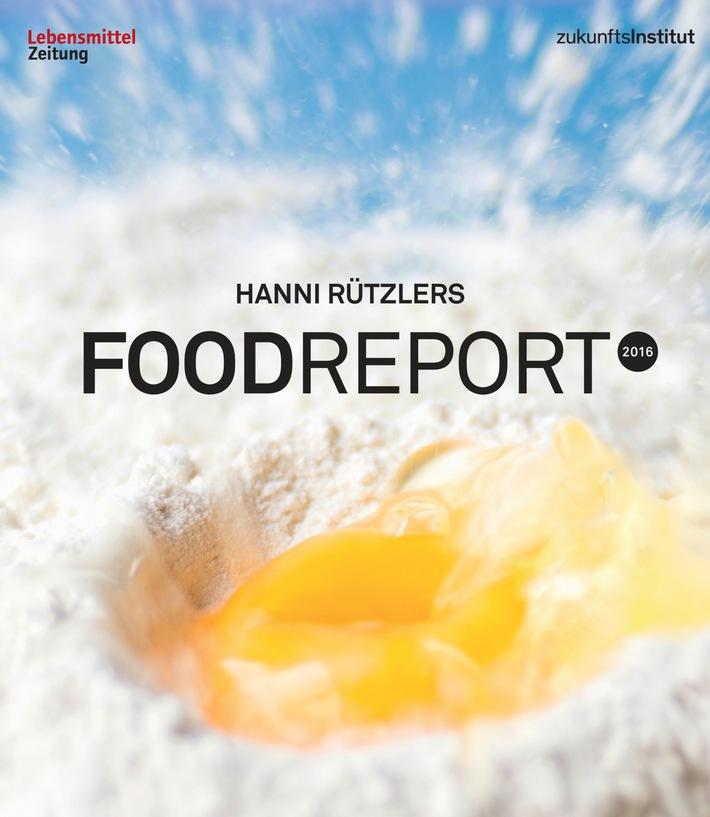 """""""Food Report 2016"""": Essen wird zum Stilmittel"""