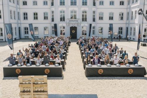 """Drehbeginn von """"Masterchef"""": Sky 1 sucht Deutschlands bestes Kochtalent"""