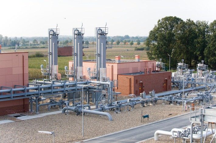 New tender process for 150 GWh started // Earlier marketing round for Trianel Gasspeicher Epe