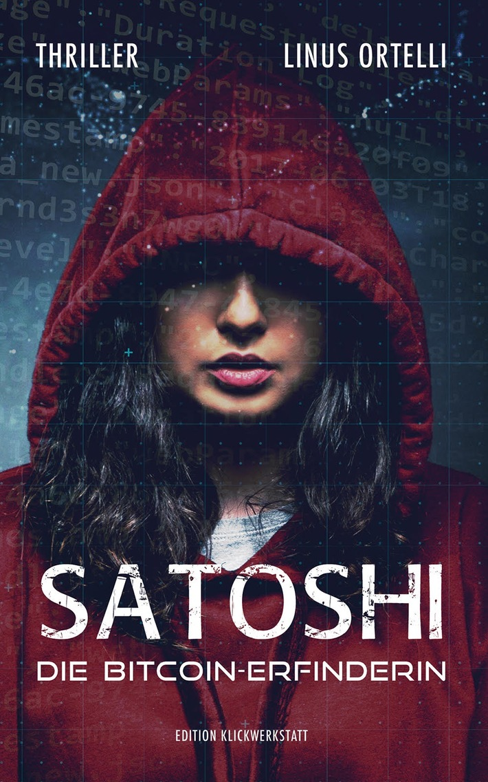 The Bitcoin inventor - author from your city to publish a thriller as the next Netflix hit?