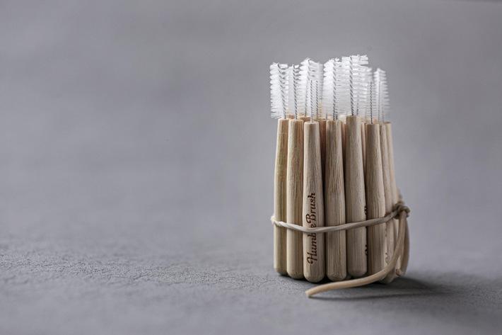 TheHumble.Co: Der nächste kleine Schritt für eine große Sache! - Humble Interdentalbürsten aus Bambus - (FOTO)