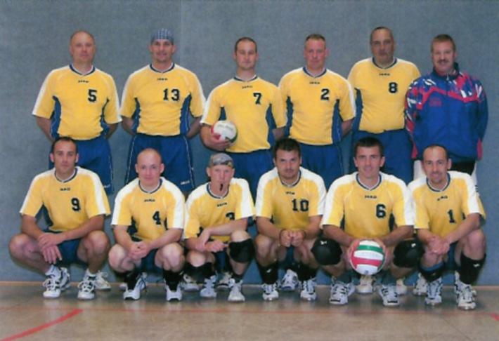 FW-E: Volleyballmannschaft der Essener Feuerwehr Vizemeister in Hannover