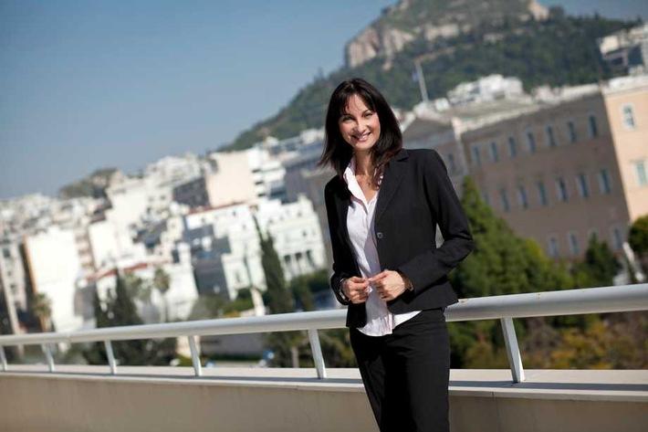 """""""Das Griechenland, das ich liebe"""" - Interview mit Elena Kountoura, Tourismusministerin von Griechenland"""