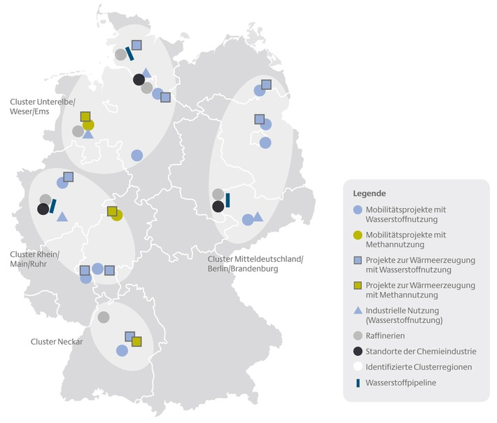 Power to Gas: Fortschritte in Regionen, Hindernisse in Bundesgesetzen