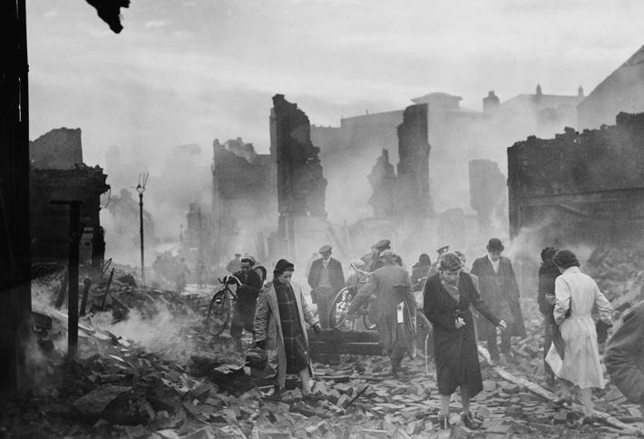 """Von Guernica bis Hiroshima: 3sat zeigt zweiteilige Dokumentation """"Bombenkrieg"""""""