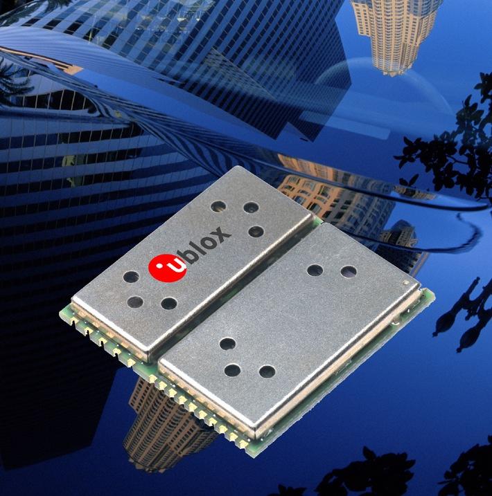 u-blox lanciert neues GPS-Modul: TIM-LL