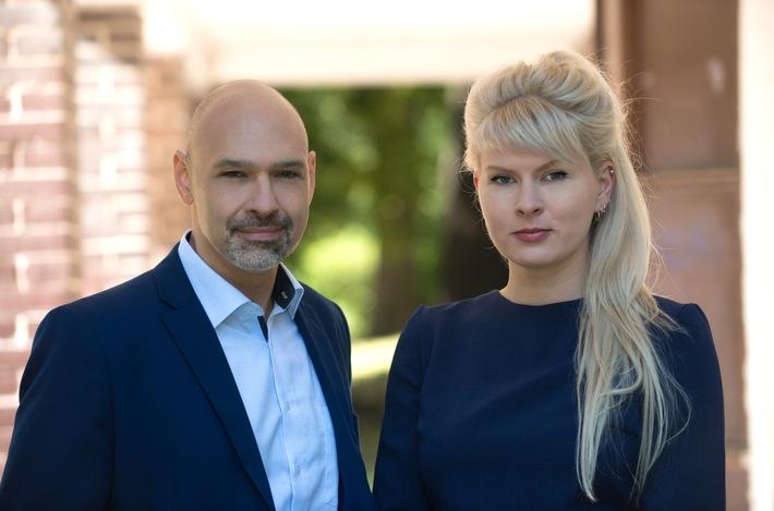 """Deutsch-polnisches Magazin """"Kowalski & Schmidt"""" vom rbb mit neuem Partner Gazeta Wyborcza und neuer Moderatorin Adriana Rozwadowska"""