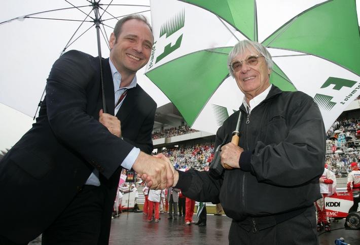 Premiere sichert sich TV-Rechte an der Formel 1 bis Ende 2010