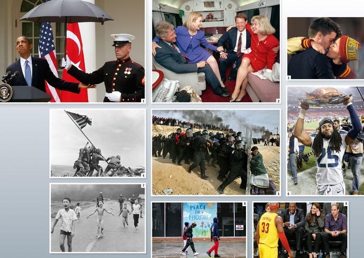 Bildmaterial der Associated Press (AP) seit 1.1.2015 exklusiv bei APA-PictureDesk - BILD