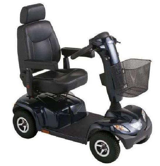 POL-BS: Fahndung nach elektrischem Rollstuhl