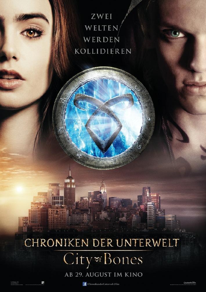 CHRONIKEN DER UNTERWELT - CITY OF BONES ab 29. August 2013 in den deutschen Kinos