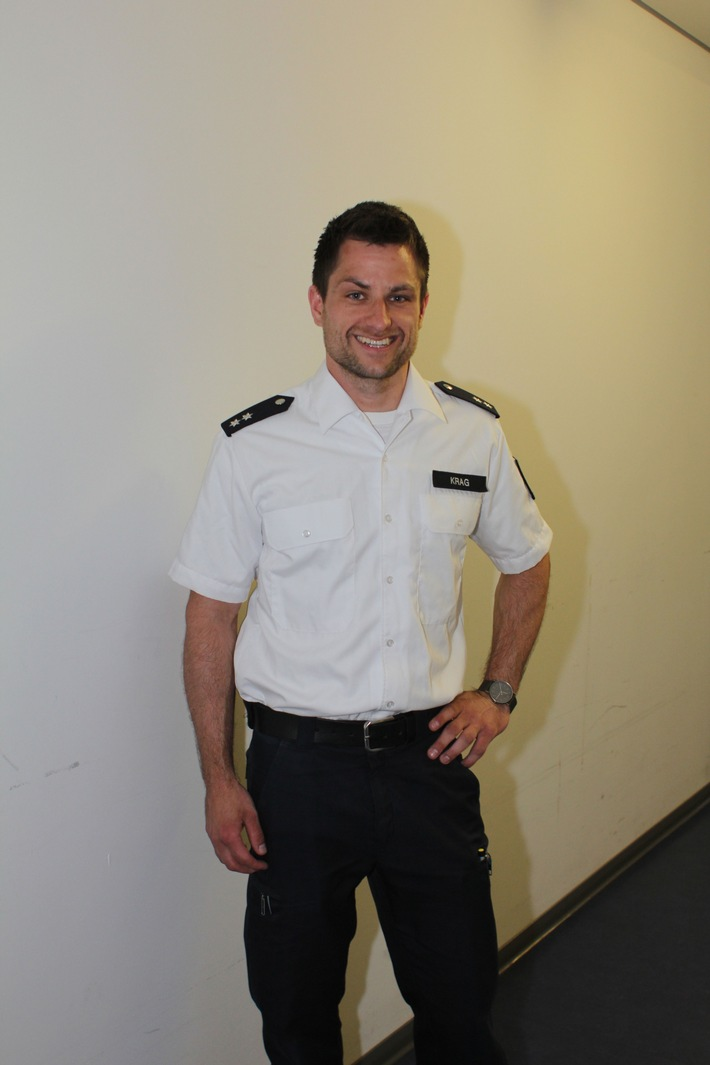 Schutzmann vor Ort (12. Polizeirevier), Mirko Krag