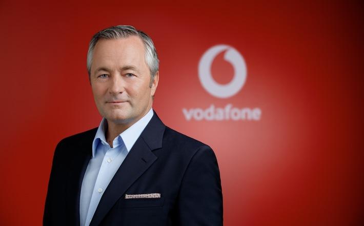 Vodafone Deutschland CEO Hannes Ametsreiter