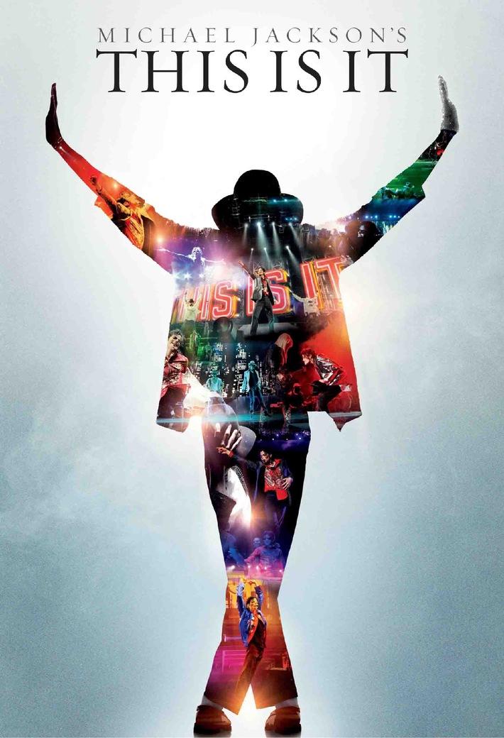 This Is It! ProSieben feiert den King of Pop mit dem Michael Jackson Day am Donnerstag, 24. Juni 2010, um 20.15 Uhr