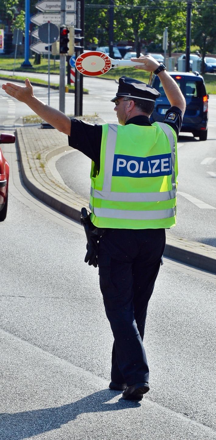 POL-SN: Unfallschwerpunkt Vorfahrt-Polizei Schwerin startet im Juli mit Kontrollen