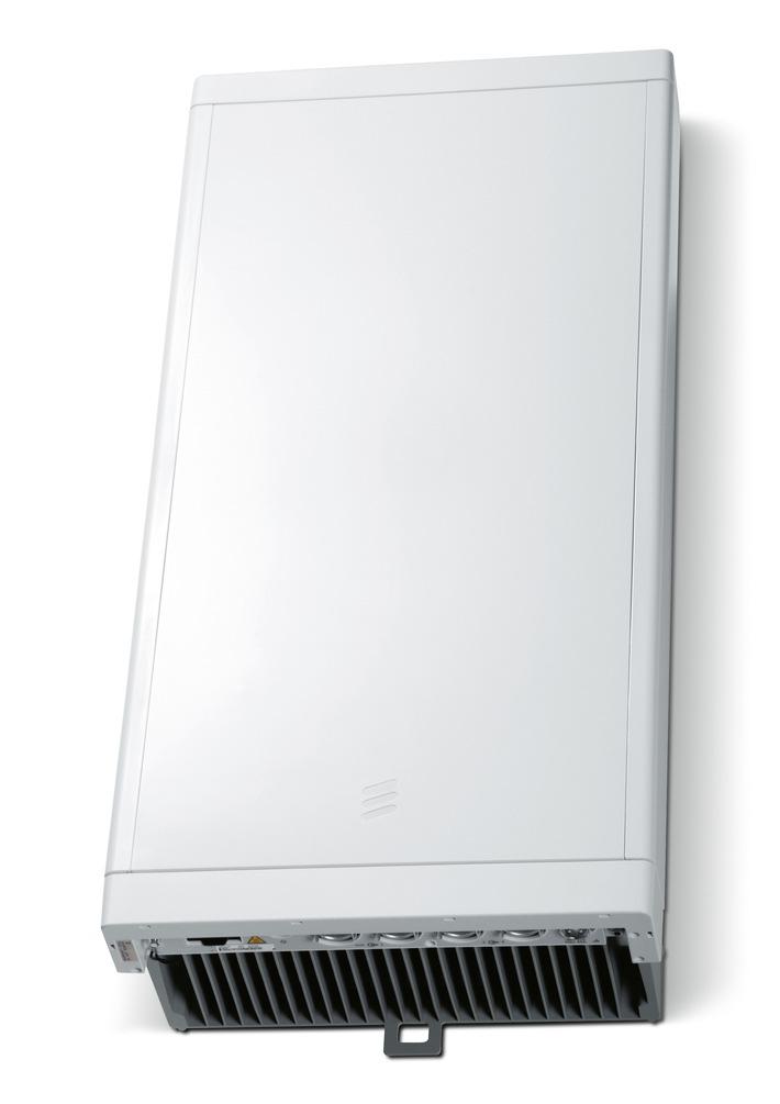 """Die 5G-Antenne AIR 6488 überzeugte die Jury: """"Dank seiner zurückhaltenden Gestaltung integriert sich AIR 6488 nahtlos im öffentlichen Bereich. Zudem gefällt die Nutzerfreundlichkeit dieses Geräts."""" Weiterer Text über ots und www.presseportal.de/nr/13502 / Die Verwendung dieses Bildes ist für redaktionelle Zwecke honorarfrei. Veröffentlichung bitte unter Quellenangabe: """"obs/Ericsson GmbH"""""""