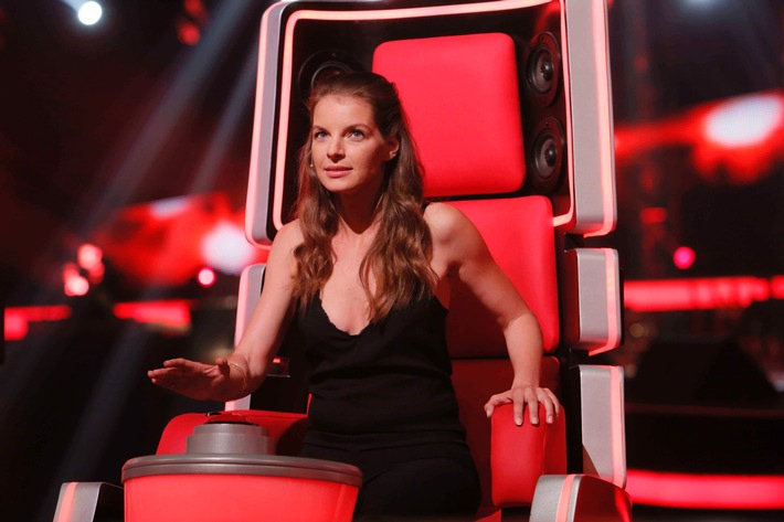 """""""The Voice of Germany""""-Coach Yvonne Catterfeld: """"Wenn ich ein Talent wirklich will, bekomme ich es am Ende auch"""""""