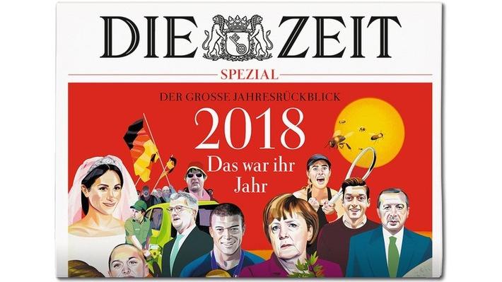 """DIE ZEIT 50/18 / Weiterer Text über ots und www.presseportal.de/nr/9377 / Die Verwendung dieses Bildes ist für redaktionelle Zwecke honorarfrei. Veröffentlichung bitte unter Quellenangabe: """"obs/DIE ZEIT"""""""
