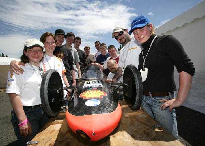 Schweizer und Deutsche Teams erfolgreich bei 22. Shell Eco-marathon