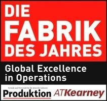 """Diehl Controls in Wangen wird """"Die Fabrik des Jahres 2015"""""""