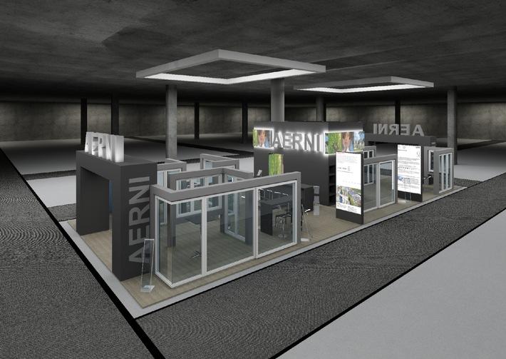 Aerni - neue Stellen, neue Produkte, neues Logo, neue Synergien
