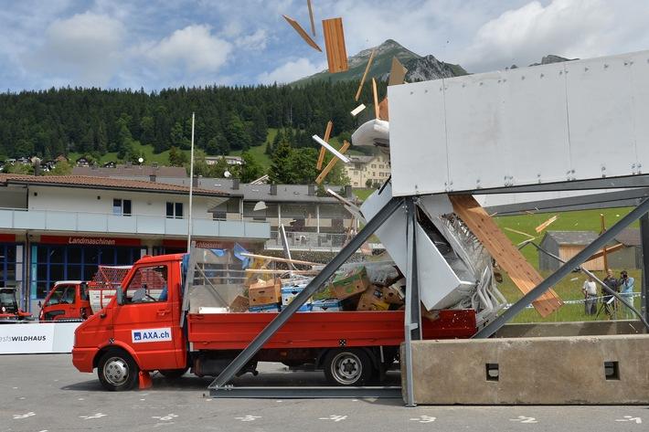 Crashtests 2015: Kleintransporter - Risiken mitgeliefert