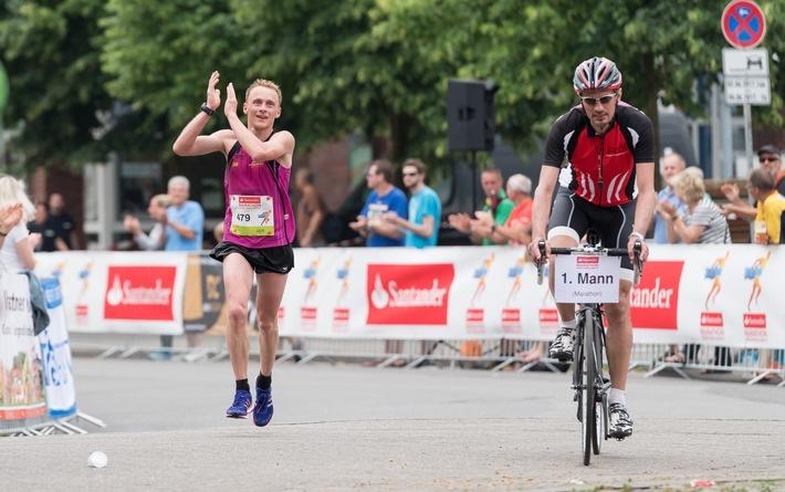 1. Santander Marathon ein voller Erfolg
