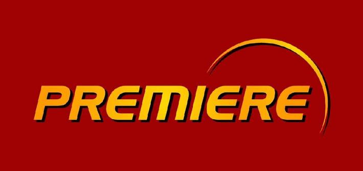 Das neue PREMIERE Logo