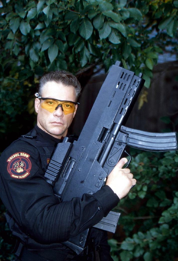 AXN zeigt grosses Jean-Claude Van Damme Special: Sony-Fernsehsender mit Action pur an drei Tagen Mitte September