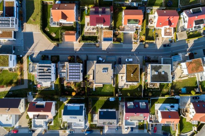 Index für Wohnimmobilien erreicht Allzeithoch